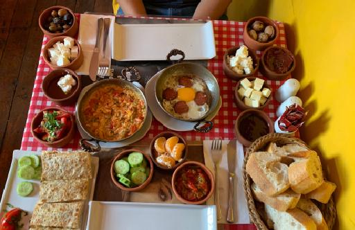 Ankara Kahvaltı Mekânları