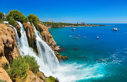 Antalya'nın Tarihi Yerleri