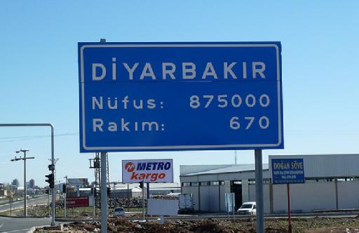 Diyarbakır'a Yola Çık