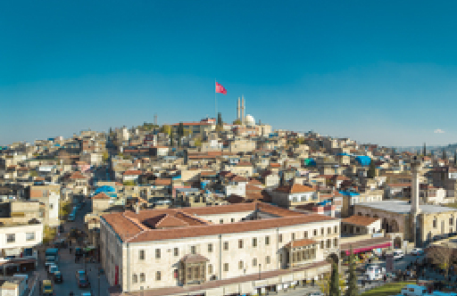 Historical Places of Gaziantep