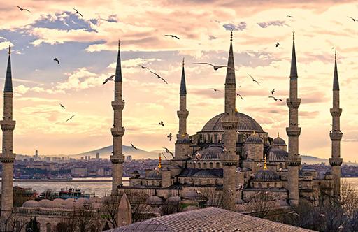 İstanbul Avrupa'ya Yola Çık