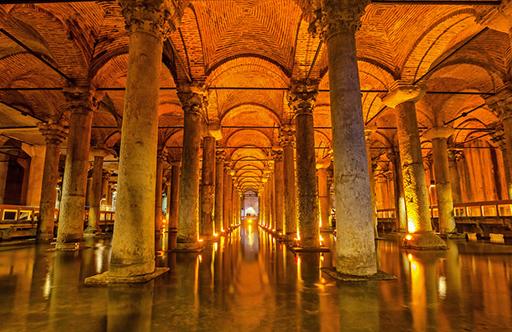 İstanbul Avrupa Yakası'nın Tarihi Yerleri