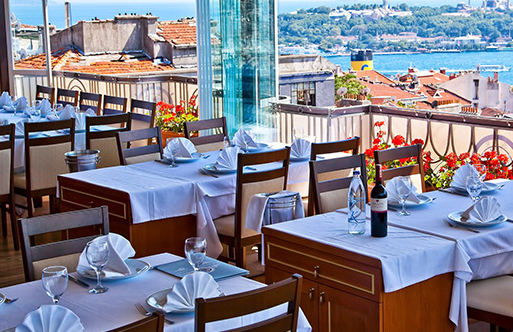 İstanbul Avrupa Yakası'nda Yemek Nerede Yenir?