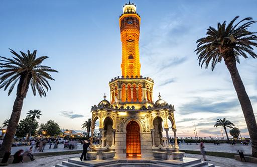 İzmir'in Tarihi Yerleri