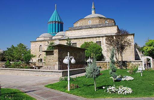 Historical Places of Konya