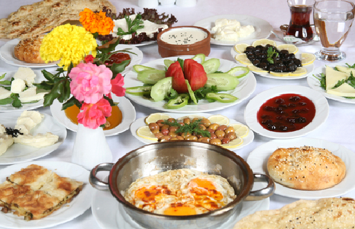 Where to Have Breakfast in Konya?
