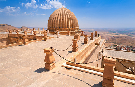 Mardin'e Yola Çık