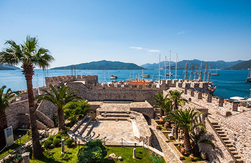Historical Places of Marmaris
