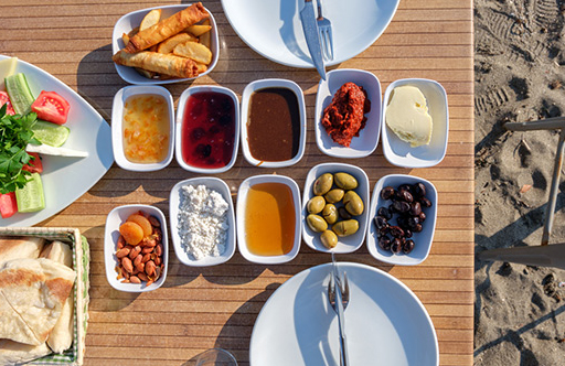 Where to Have breakfast in Marmaris?