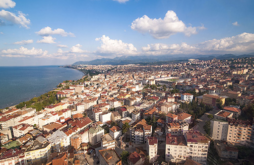 Historical Places of Ordu