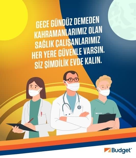 Gece Gündüz Demeden Çalışan Sağlık Çalışanlarına Özel %50 İndirim