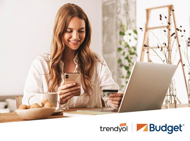 Budget Müşterilerini Trendyol'da Cazip Fırsatlar Bekliyor!