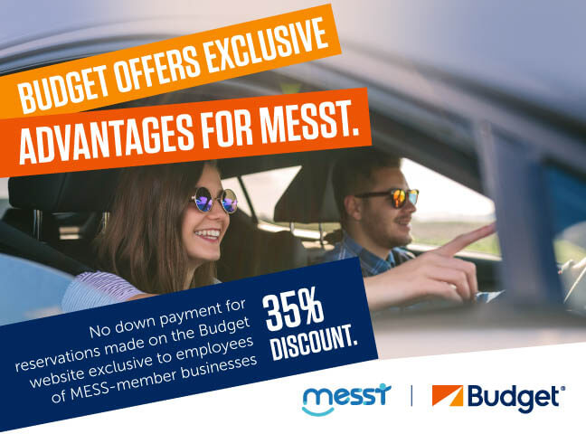Budget Offers Exclusive Advantages For Messt !