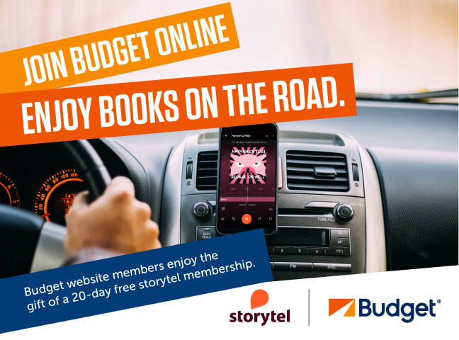 Budget Members Travel with Pleasure Through Storytel