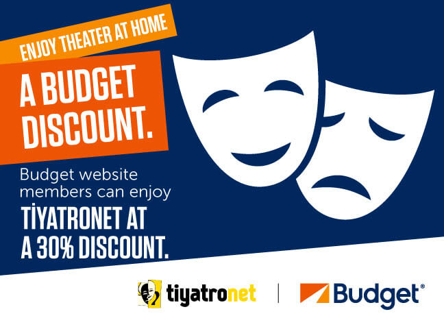Budget Website Members Enjoy Tiyatronet!